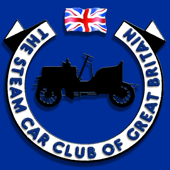 Steam Car Club of Great Britain Logo
