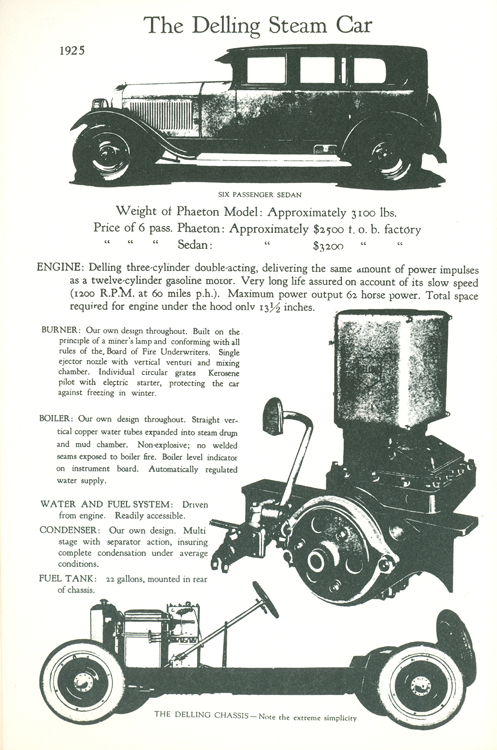 Delling Motors Company, Floyd Clymer Book, P. 173.