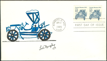 12 Cent Stanley First Day Cover