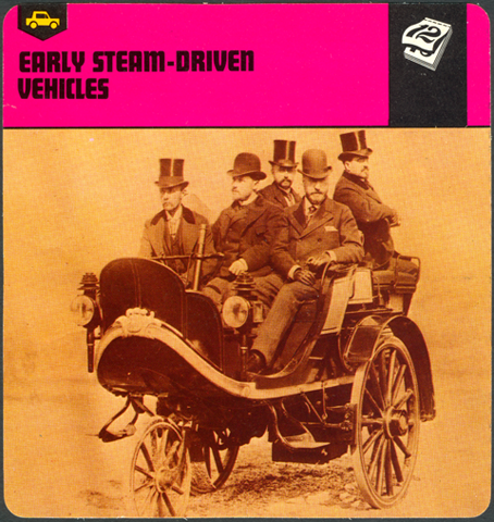 Seerpollet Steam Car