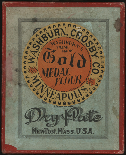 Stanley Dry Plate Company, Newton, MA, ca: 1890, Glass Plate Negatives