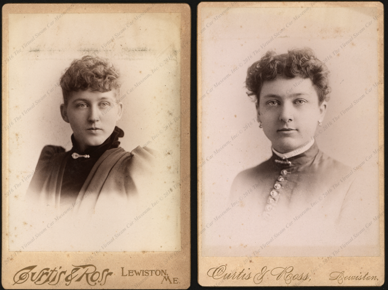 Curtis & Ross, Photographers in Lewiston, ME, ca: 1880