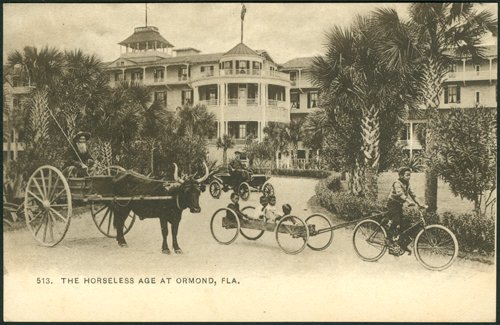 Horseless Age in Ormond Beach